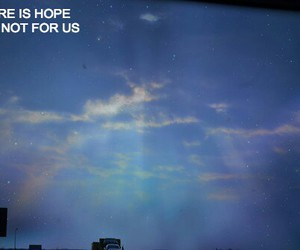hope, pale, and sky image