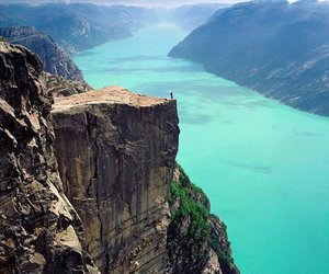 norway and blue image