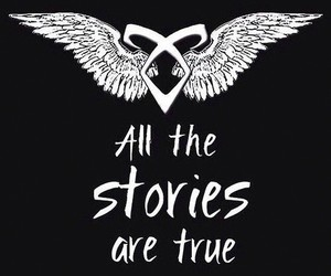 jace, clary, and stories image