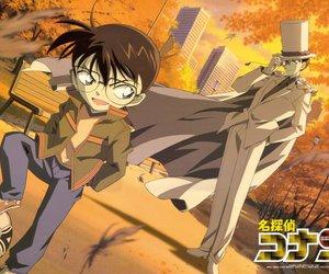 anime, detective conan, and kid image