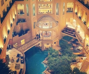 hotel and luxury image
