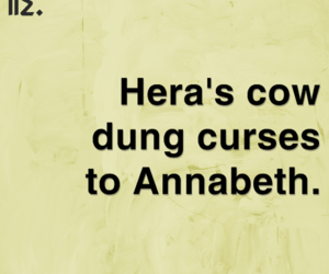 hera, percy, and percy jackson image