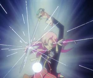 anime, shojo, and revolutionaire girl image