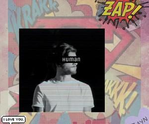 edit, superhero, and zap image