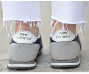 clothes, girl, and new balance image