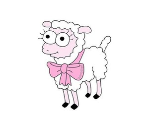 cute and sheep image