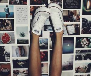 hipster, shoes, and indie image