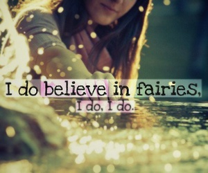 believe, do, and Fairies image