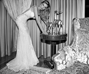 audrey, bride, and wedding image