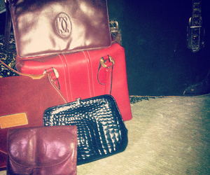 bags, vintage, and cartier image