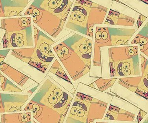spongebob, patrick, and cute image
