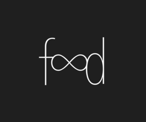 food, infinity, and forever image