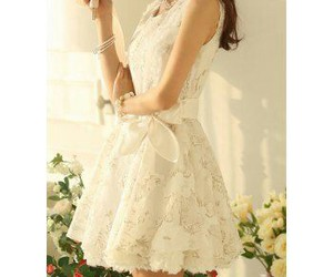 beautiful, summer wear, and dresses image