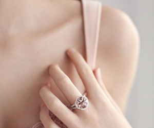 ring, bra, and engagement image