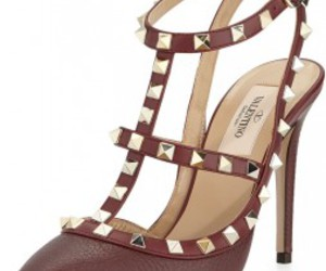 pumps, Valentino, and rockstud image