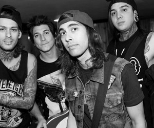 ptv, mike fuentes, and pierce the veil image