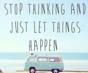 stop thinking image
