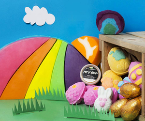 lush and product image