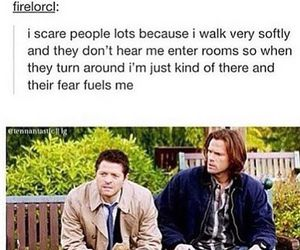funny, sam winchester, and same image
