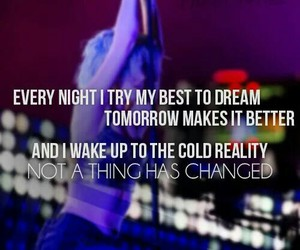 frases, hayley williams, and Lyrics image