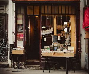 books, bookshop, and bookstore image
