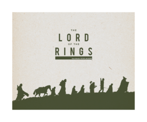 the lord of the rings and LOTR image