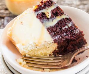 cake, food, and chocolate image