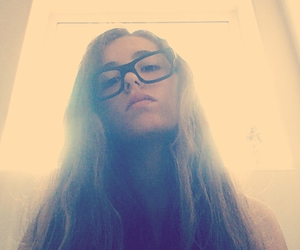 glasses, grunge, and nerd image
