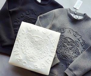 fashion, Kenzo, and style image