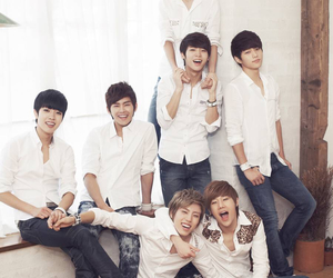 Hot, dongwoo, and infinite image