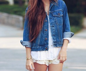 blanco, fashion, and jeans image