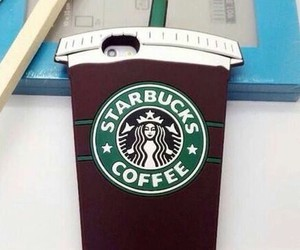 starbucks and phone case image