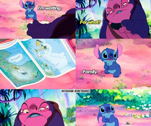 disney, stich, and sweet image