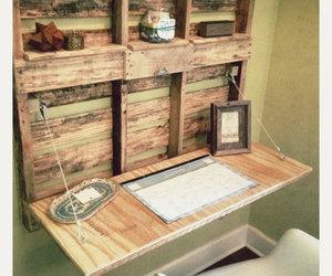 decoration, desk, and desktop image