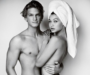 b&w, couple, and sexy image