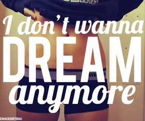 Dream and fit image