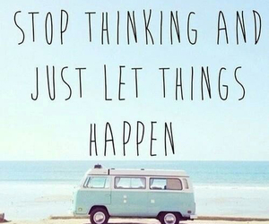 love and let things happen image