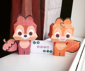 diy, papercraft, and toy image