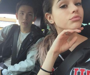 carter reynolds, couple, and maggie lindemann image