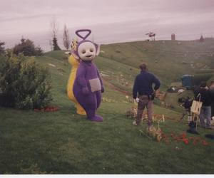 teletubbies, childhood, and teletubies image
