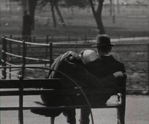 1930s, 30s, and bench image