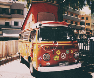 auto, awesome, and bus image