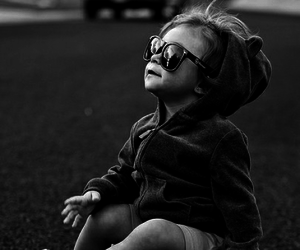cool, happiness, and little kid image