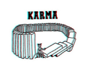 karma and true image