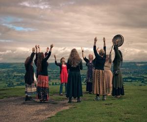 glastonbury, pagan, and ritual image