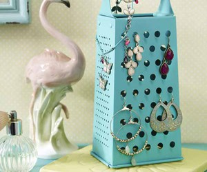 diy, jewelry, and earrings image