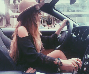 blonde, fashion, and hipster image