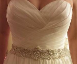 wedding dress details image