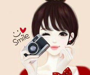 smile, cute, and anime image