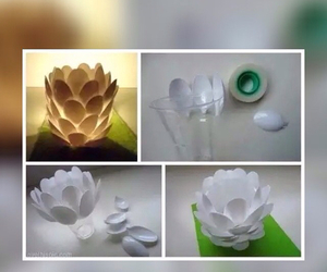 diy, spoon, and light image